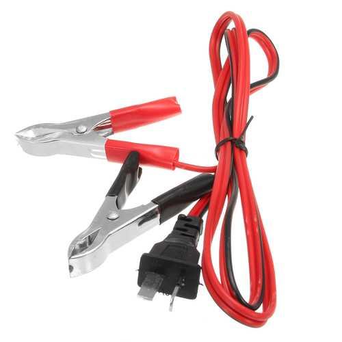 12V 1.2M Generator D.C. Charging Cord Cable Wire For Honda EU1000i EU2000i