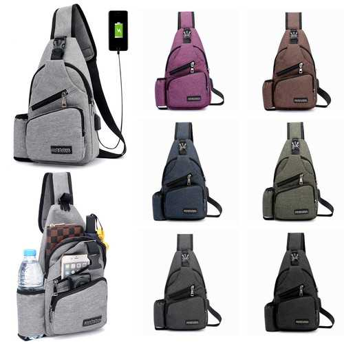 Men Oxford Large Capacity Casual Outdoor Travel Bag