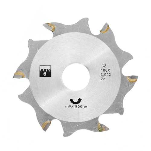 Hilda 100mm Saw Blade for Biscuit Jointer Woodworking Saw Blade