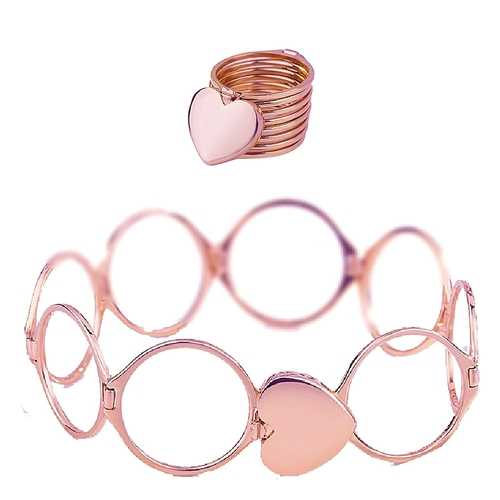 Stackable Multilayer 2 in 1 Dual Purpose Ring Bracelet