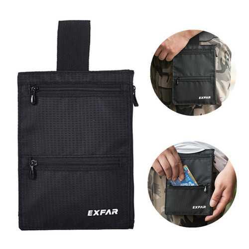 EXFAR Outdoor Large Capacity Belt Bag Waist Bag for iPhone Xiaomi Mobile Phone