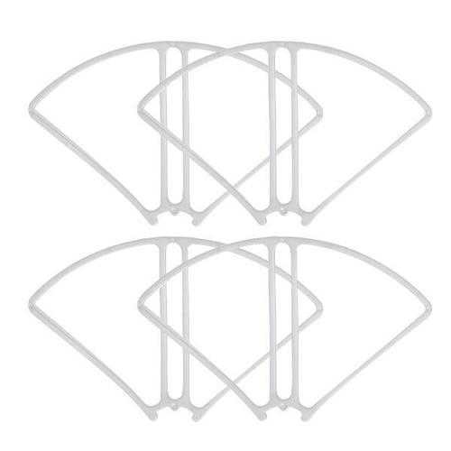 4PCS Props Guard Frame for SJRC S20W RC Drone Quadcopter Spare Parts