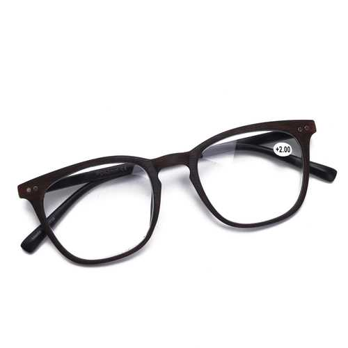 Lightweight Wooden Full Frame Reader Reading Glasses