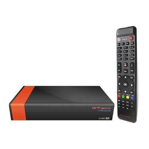 GTmedia V8 NOVA DVB-S2 Satellite 1080P HD H.265 Built-in WIFI TV Signal Receiver Support CCcam