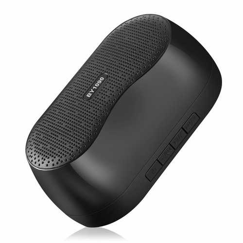 BY1090 Portable Wireless bluetooth Speaker Bass Mini Outdoor TF Card Multi-function Speaker