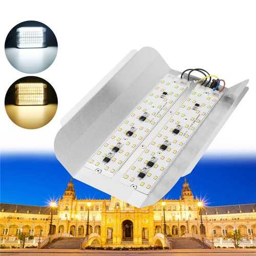 100W Outdoor 96 LED Flood Light Iodine Tungsten Lamp for Factory Park Garden AC220V