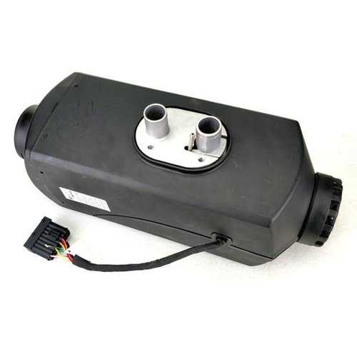 Diesel Air Heater Air Fuel 12 24V DT5000 5KW Car Parking with Digital Switch