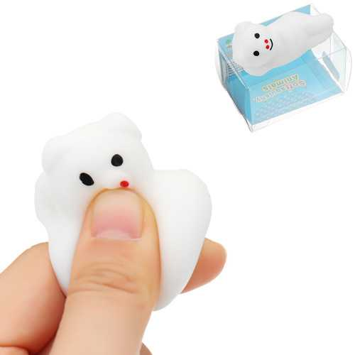 Mochi Squishy Sleeping Pig Squeeze Cute Healing Toy Kawaii Collection Stress Reliever Gift Decor
