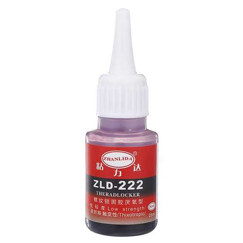 25ml Thread Locking Adhesive Anti Vibration Anaerobic Glue For Nuts Screws Threads