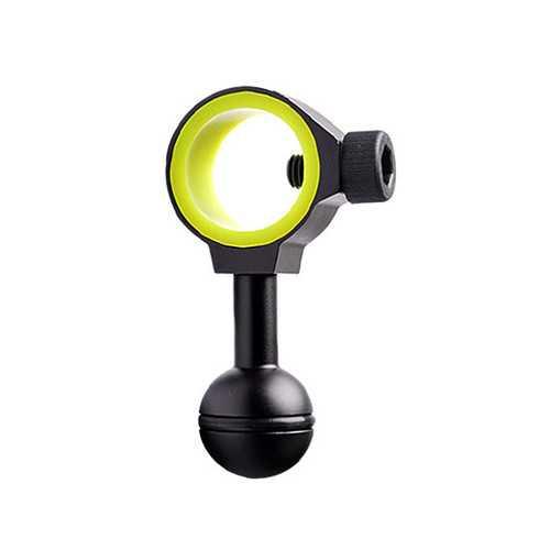 OrcaTorch ZJ18 Diving Flashlight Accessories Ball Joint Bracket