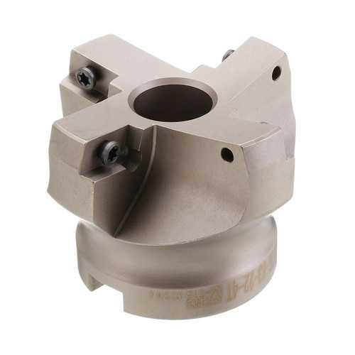 Drillpro KAP 400-63-22-4 75° 63mm Face Milling Cutter for Apmt1604 Carbide Insert