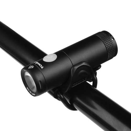 2 in1 TOWILD BC01 XP-G2 S3 500LM 5Modes Multi-function EDC Flashlight & Removable Bicycle Light with Handlebar clip & Taillight