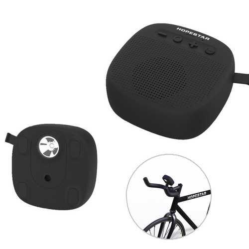 HOPESTAR P9 Portable bluetooth Speaker LED Light Power Bank FM Radio TF Card Bass Outdoors Speaker