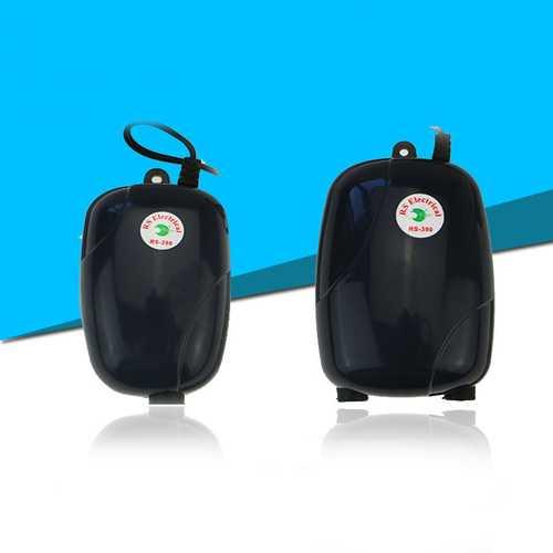 Aquarium Air Pump Fish Tank Increasing Oxygen Pump Ultra-Silent Air Pump