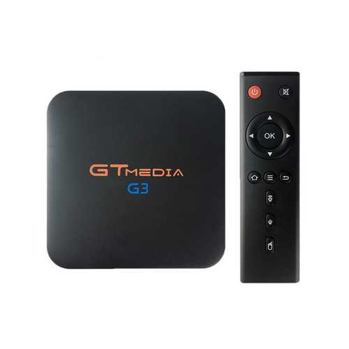 GTMEDIA G3 Amlogic S905X 2GB RAM 16GB ROM 5G WIFI bluetooth 4.0 Android TV Box