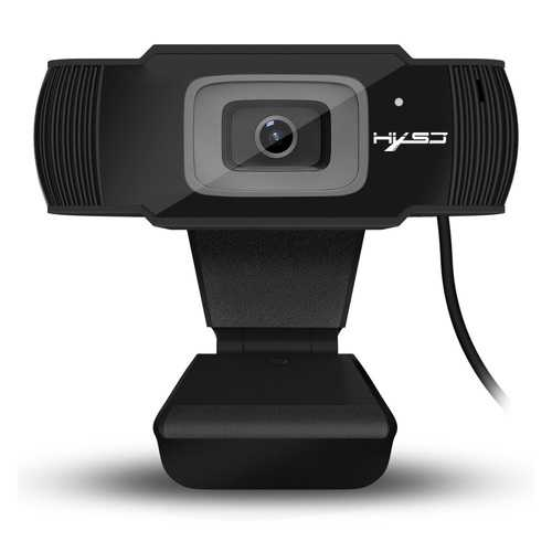 HXSJ S70 Full 1080P USB Webcam 30fps Built-in Microphone Adjustable Degrees Computer Camera