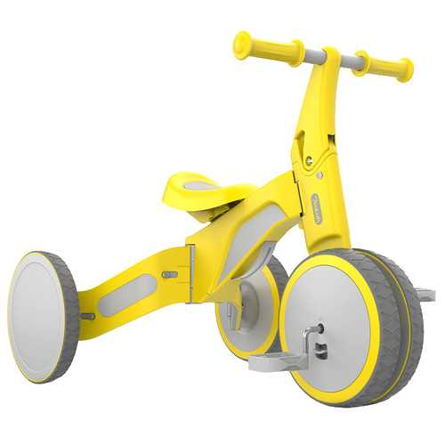 Xiaomi 700Kids TF1 Child Deformable Balance Car Tricycle Ride and Slip Dual Mode Bike