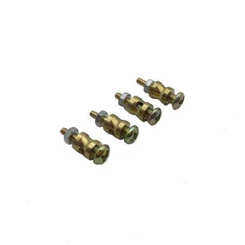 10PCS 2.1mm Pushrod Connector Linkage Stoppers Servo Adjuster For RC Airplane
