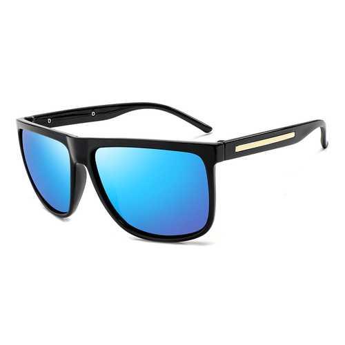 Men Outdoor Casual Square HD Polarized Glasses