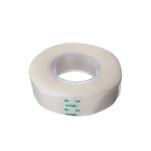 1.25×900cm Medical Tape Clear Surgical Tape PE Microporous First Aid Tape