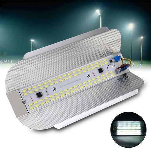 50W High Power 70 LED Flood Light Waterproof Lodine-tungsten Lamp Outdoor Garden AC220-240V