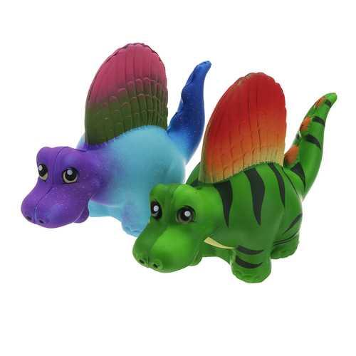 Cooland Squishy Baby Dinosaur Jurassic Dimorphodon 15cm Slow Rising Toy Kid Gift
