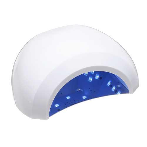 48W Nail Dryer Machine UV LED Lamp Manicure Tool