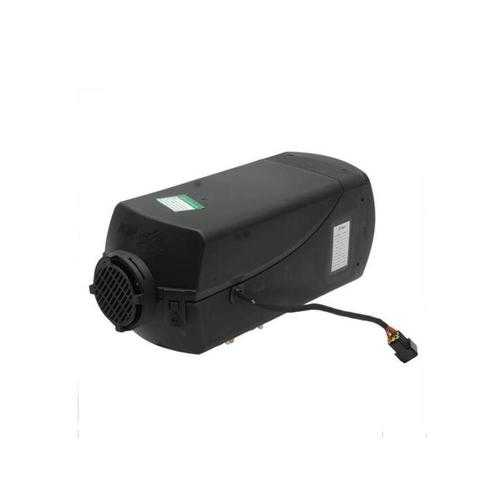 4KW 12V LCD Low Emissions Low Fuel Consumption Car Heater