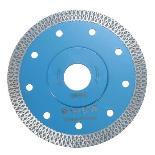 115mm Porcelain Tile Turbo Thin Diamond Dry Cutting Disc Saw Blade Grinder Wheel Disc
