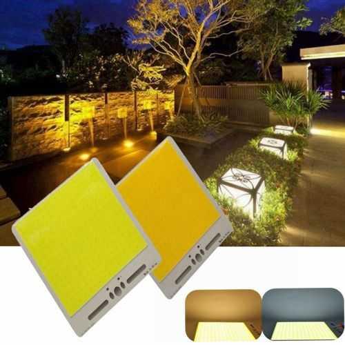 50W Warm White/ White High Power COB Led Chip for DIY Flood Light Spotlight Down Light DC12-14V