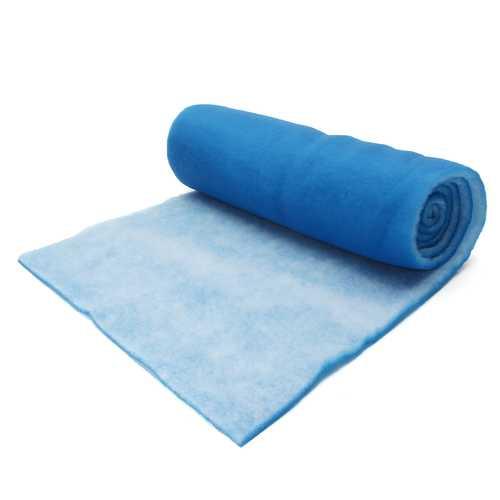 100x500x2cm Polyester Fiber Heat Resistant Air Filter Foam Filter Sponge Material