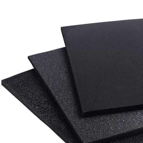 100x100x5cm  Black Aquarium Biochemical Filter Foam Cotton Sponge Fish Tank Pond