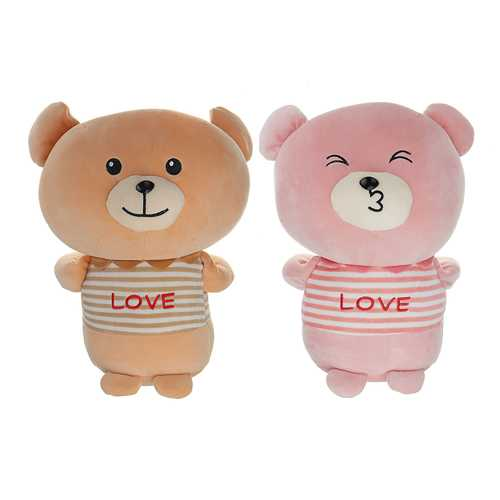 """40CM 16"""" Baby Animal Stuffed Plush Toy Bear Doll Pillow Kids Toy Children Room Bed"""