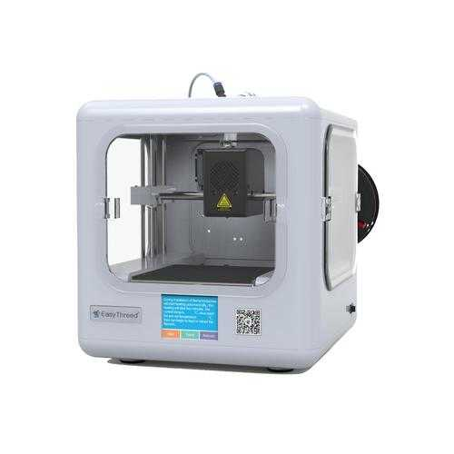 Easythreed® ET-4000+ Desktop Mini 3D Printer 2.8-inch LCD Touch Screen 120*120*120mm Printing Size