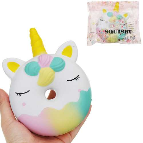 Doughnut Squishy 16*11.5CM Slow Rising With Packaging Collection Gift Toy
