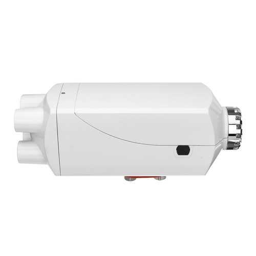 5KW 5000W White Shell Ordinary Aluminum Alloy Four-hole Model Parking Heater Car Heater