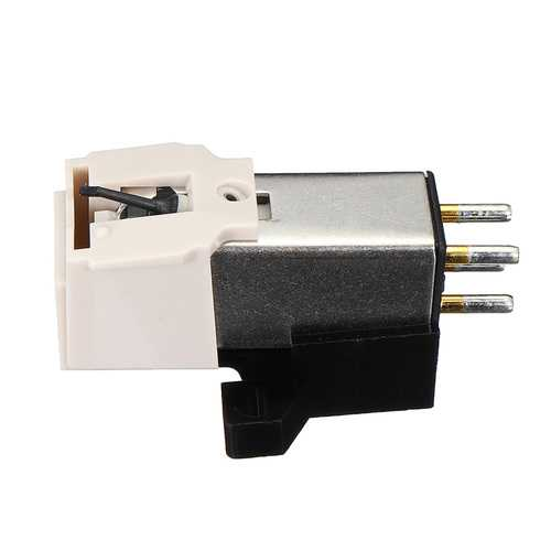 Dynamic Magnetic Needle Stylus Turntable Headshell For LP Record Player