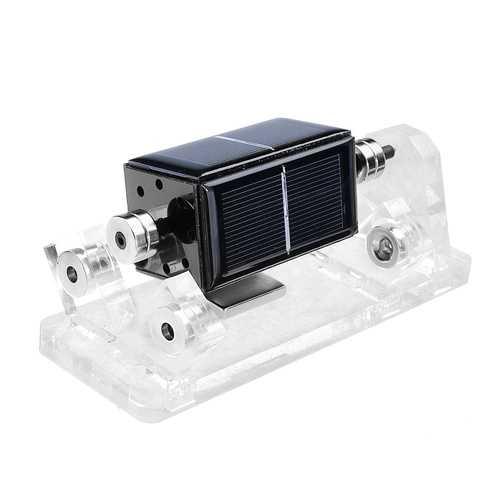 STARK-5 Solar Mendocino Motor Magnetic Levitation Engine Educational Model No Propeller