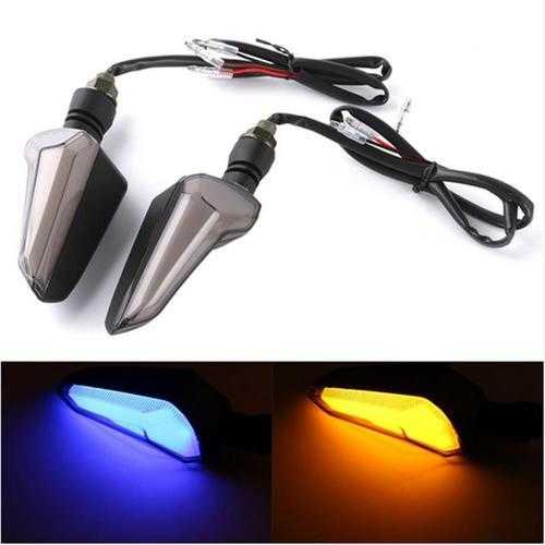 Motorcycle Blinker LED Signal Indicator Turn Lights For Kymco/Yamaha/Suzuki/Harley