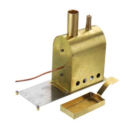 Microcosm Micro Scale Steam Boiler Model For G-1B Steam Boiler Model Stirling Engine