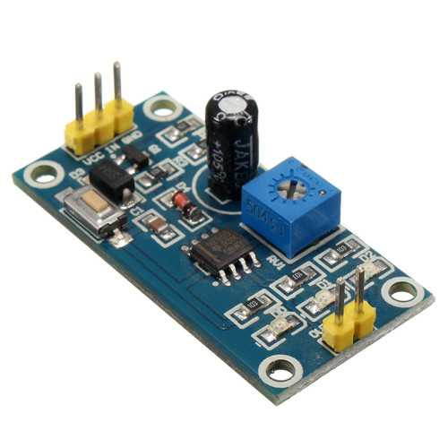 10pcs DC 5-12V Adjustable Delay Timer Switch NE555 Relay Shield Module