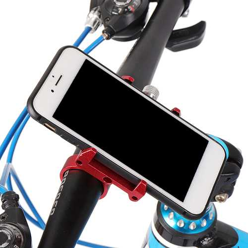 Mijia Metal Adjustable Clip Bicycle Bike Handlebar Holder Stand for Nubia Mobile Phone