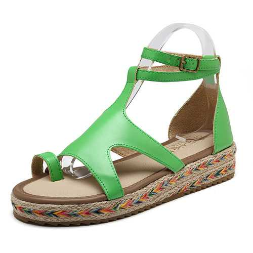 Roman Gladiator Sandals Summer Platform Women Shoes