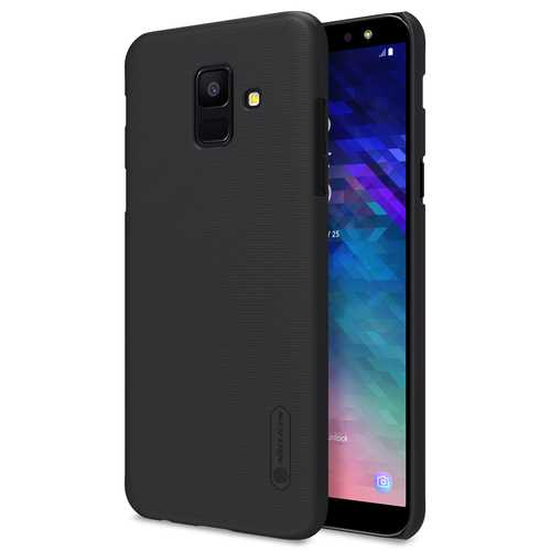 NILLKIN Frosted Shield Hard PC Protective Case for Samsung Galaxy A6 2018