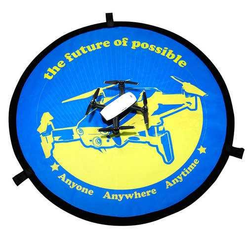 75cm Landing Parking Apron Pad Universal FPV Drone Helipad For DJI Mavic Air/Spark/Mavic Pro/Mi Drone