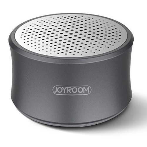Joyroom R9s Portable Wireless bluetooth Speaker Metal Heavy Bass Noise Cancelling TF Card Speaker