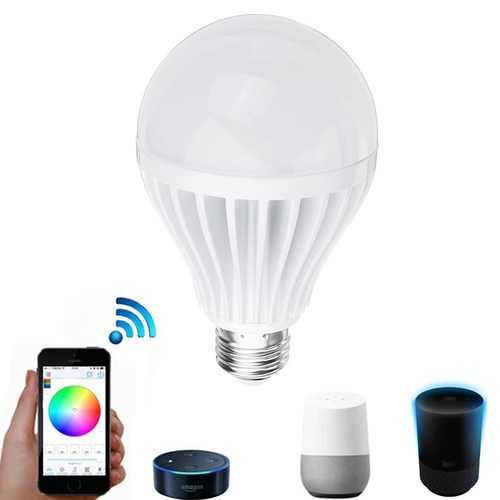 ARILUX® E27 11W RGBW Smart WIFI APP Control LED Light Bulb Work with Alexa Google Home AC100-265V
