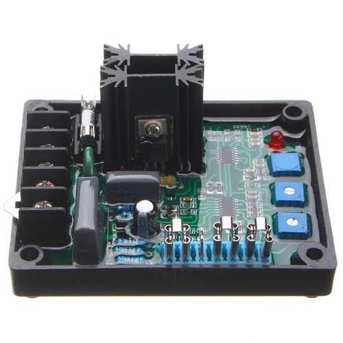 50-60Hz Automatic Voltage Regulator Module For GAVR-8A Universal AVR Generator