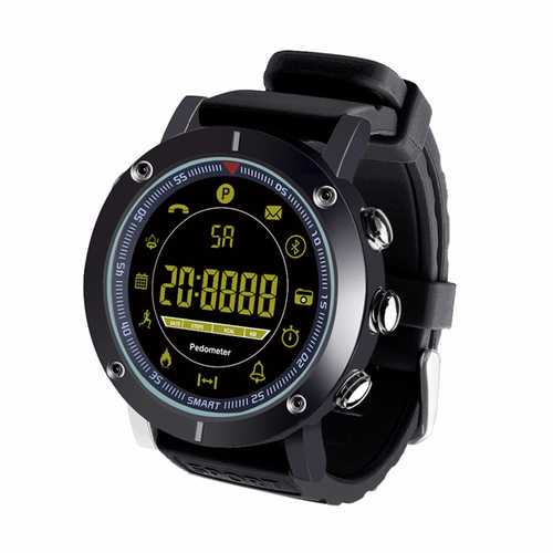 Bakeey EX19 1.21inch 24 Hours Real-time Sporting Activities Tracker Long Standby Sport Smart Watch