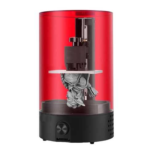 Sparkmaker Light-Curing Desktop UV Resin SLA 3D Printer 98*55*125mm Build Volume Support Off-line Print